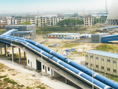 广东南海发电一厂燃煤机组扩建工程带式输送机