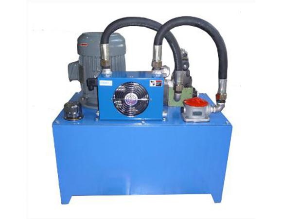 带冷却装置(高压风冷)液压站